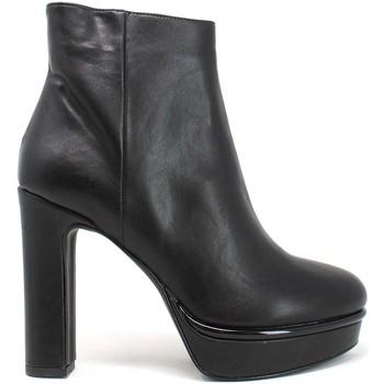 Sko Dame Høje støvletter Grace Shoes 5202006 Sort