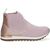 Sko Pige Høje sneakers Bubble 58893 Violet