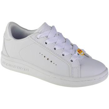 Sko Dreng Lave sneakers Skechers Omne-Class Star Hvid