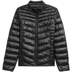 textil Dame Jakker 4F KUDP002 Sort