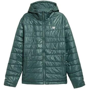 textil Herre Jakker 4F KUMP005 Grøn