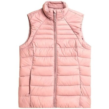 textil Dame Jakker 4F KUDP001 Pink