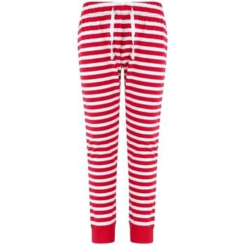 textil Børn Pyjamas / Natskjorte Sf Minni SM85 Red/White