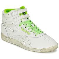 Sko Dame Høje sneakers Reebok Sport F/S HI Hvid