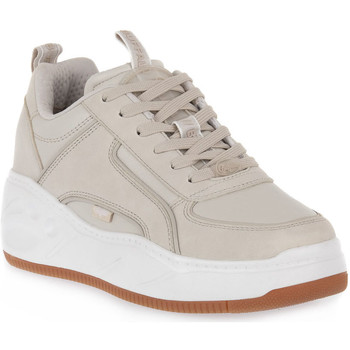 Sko Dame Lave sneakers Buffalo FLAT SIMPLE 2 CREAM Beige