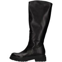 Sko Dame Chikke støvler Unica 10307 BLACK