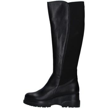 Sko Dame Chikke støvler CallagHan 27208 BLACK