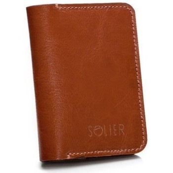 Tasker Tegnebøger Solier SW1119412 Brun