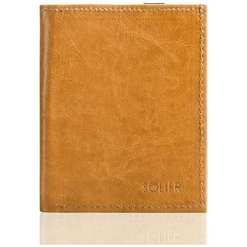 Tasker Tegnebøger Solier SW0715673 Brun
