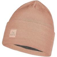 Accessories Dame Huer Buff Crossknit Beanie Pink