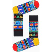 Accessories Strømper Happy Socks Chaussettes  Happy Holiday Sock multicolore