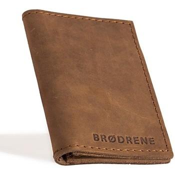 Tasker Tegnebøger Brødrene SW03LB17024 Brun