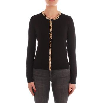 textil Dame Pullovere Liu Jo CF1154MA49I BLACK