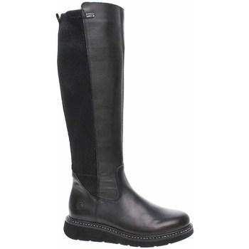 Sko Dame Chikke støvler Remonte Dorndorf D3975001 Sort