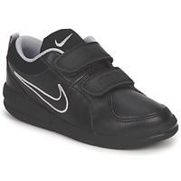Sko Børn Lave sneakers Nike PICO 4 PSV Sort / Grå