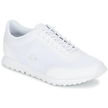 Sko Dame Lave sneakers Lacoste HELAINE RUNNER 116 3 Hvid