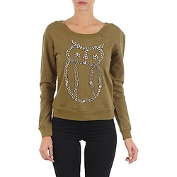 textil Dame Sweatshirts Lollipops POMODORO LONG SLEEVES Kaki