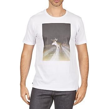 T shirts m korte ærmer Kulte BALTHAZAR PLEIN PHARE 101931 BLANC (2154295099)