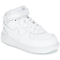 Høje sneakers Nike AIR FORCE 1 MID TODDLER
