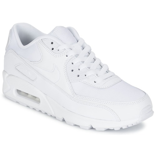 competitive price 21f03 e6455 Sko Herre Lave sneakers Nike AIR MAX 90 ESSENTIAL Hvid