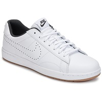 Sko Dame Lave sneakers Nike TENNIS CLASSIC ULTRA LEATHER W Hvid / Sort