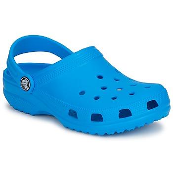 Sko Børn Træsko Crocs CLASSIC KIDS Ocean