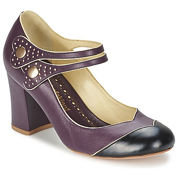 Sko Dame Pumps Sarah Chofakian ZUT Bordeaux / Sort