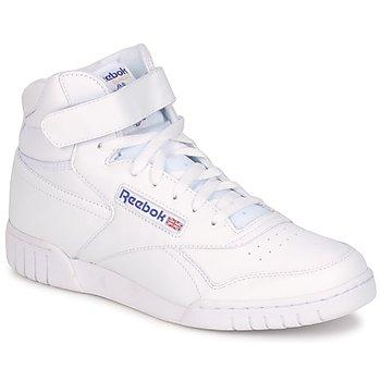 Sko Lave sneakers Reebok Classic EX-O-FIT HI Hvid