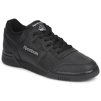 Sko Lave sneakers Reebok Classic WORKOUT PLUS Sort