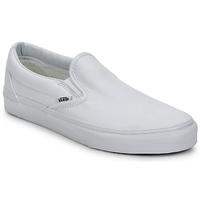 Sko Slip-on Vans CLASSIC SLIP ON Hvid