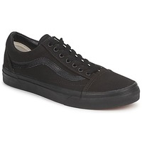 Sko Lave sneakers Vans OLD SKOOL Sort / Sort