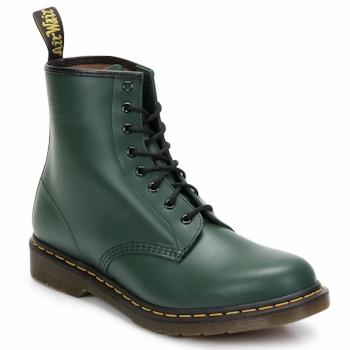 Sko Dame Høje støvletter Dr Martens 1460 8 EYE BOOT Grøn