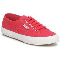 Sko Lave sneakers Superga 2750 COTU CLASSIC Rød
