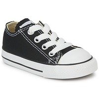 Sko Børn Lave sneakers Converse ALL STAR OX Sort