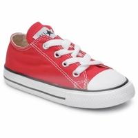 Sko Børn Lave sneakers Converse ALL STAR OX Rød