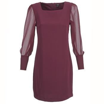 textil Dame Korte kjoler Mexx JAJAVA Bordeaux