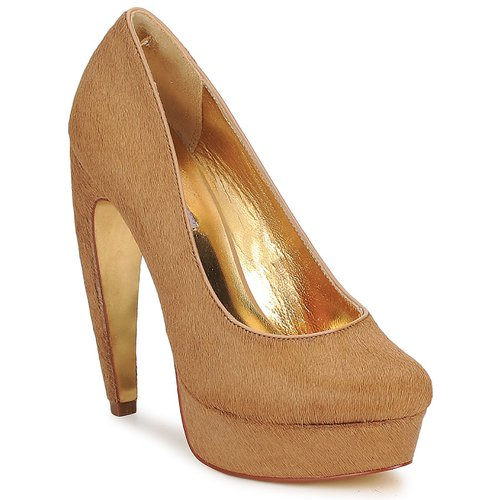 Sko Dame Højhælede sko Ted Baker TED BAKER SHENON Brun