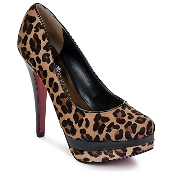 Sko Dame Pumps Paris Hilton TYRA PONY NATUR