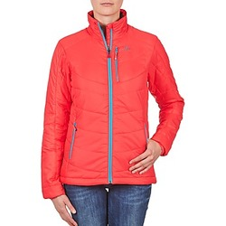 textil Dame Dynejakker Salomon Jacket INSULATED JACKET W PAPAYA-B KORAL