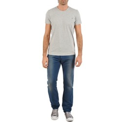 textil Herre Lige jeans Diesel BELTHER TROUSERS Blå