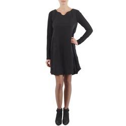 textil Dame Korte kjoler Diesel D-LUNA DRESS Sort