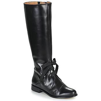 Sko Dame Chikke støvler Fericelli MAURA Sort