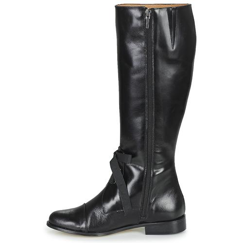 Fericelli MAURA Sort - Gratis fragt- Sko Chikke støvler Dame 1303,00