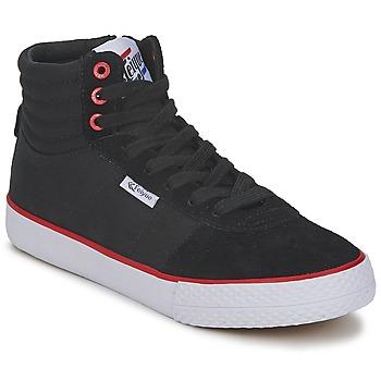 Sko Høje sneakers Feiyue A.S HIGH SKATE Sort