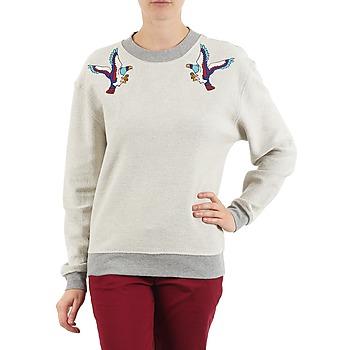 textil Dame Sweatshirts Eleven Paris TEAVEN WOMEN Grå