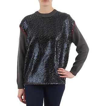 textil Dame Pullovere Eleven Paris TWIGGY WOMEN Grå
