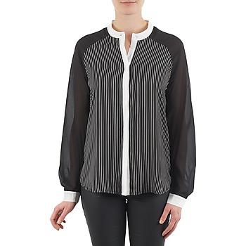 textil Dame Skjorter / Skjortebluser Manoukian RAGANE Sort