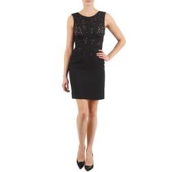 textil Dame Korte kjoler Manoukian EILEEN Sort