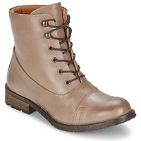 Støvler Pieces SENIDA LEATHER BOOT