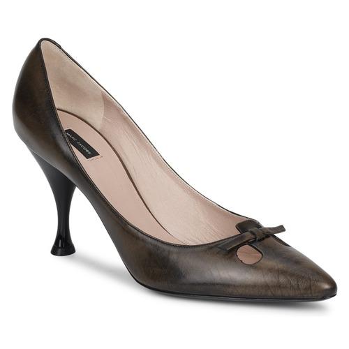 Sko Dame Højhælede sko Marc Jacobs MALIZIA Brun
